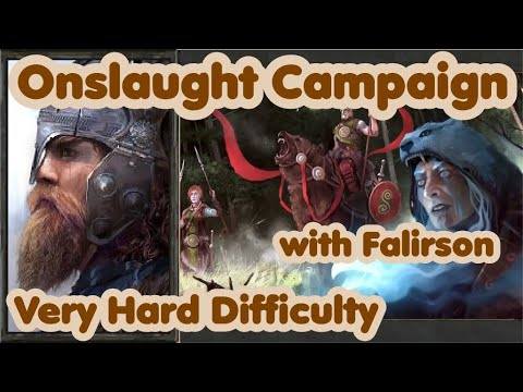 FG2   Mission 01   Falirson's Onslaught Campaign   Very Hard Difficulty  