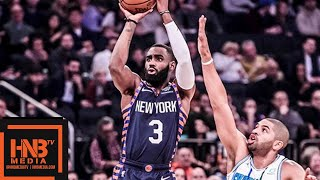 New York Knicks vs Charlotte Hornets Full Game Highlights | 12.08.2018, NBA Season
