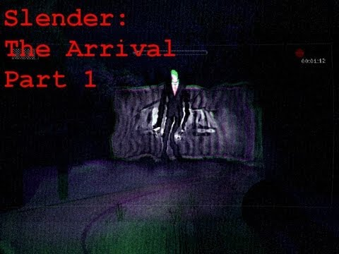 Slender: The Arrival - Part 1 - Great Progress!
