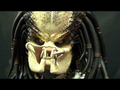 Alien, Alien Warrior, Dog Alien, Resurrection Alien, Predator LSB by Sideshow Collectibles SDCC' 11