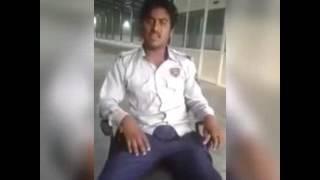 Gori radha na kalo kaan original vs security guard