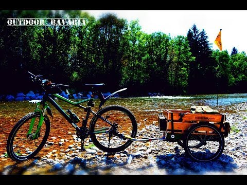 5 Tage Outdoor - Biketour -Outdoor Bavaria Teil 1