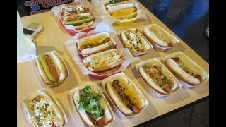Hot Dogs Challenge Surf Dog