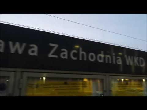 Kolejka WKD - Warszawa Zchodnia