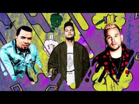 Redimi2 - Pura Sal (Video de Letras) ft. Funky & Alex Zurdo
