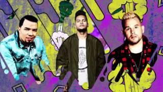 redimi2   pura sal  video de letras  ft  funky   alex zurdo