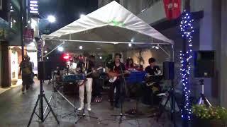 2018/8/13商店街LIVE 2部 ハニー&フレンズ  レット・イット・ビー