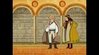 Magyar népmesék: Mátyás király aranyszőrű báránya