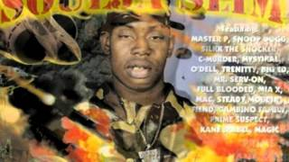 Soulja Slim - From What I Was Told *Remake*