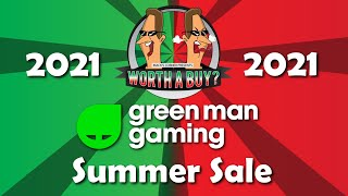 GMG Summer Sale Review - Support the channel and enjoy great savings. (Video Game Video Review)