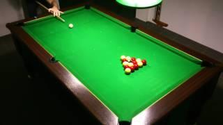 3ème cassé fermé (billard 8 pool anglais blackball)