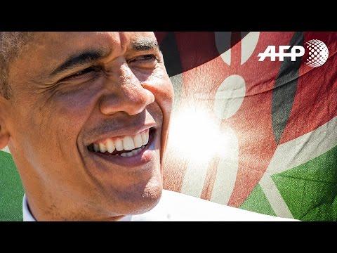Obama speech at Safaricom Indoor Arena, Moi International Sports Complex, Kasarani