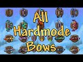 Hardmode Magic Bows in Nutshell (Terraria Weapons #4)