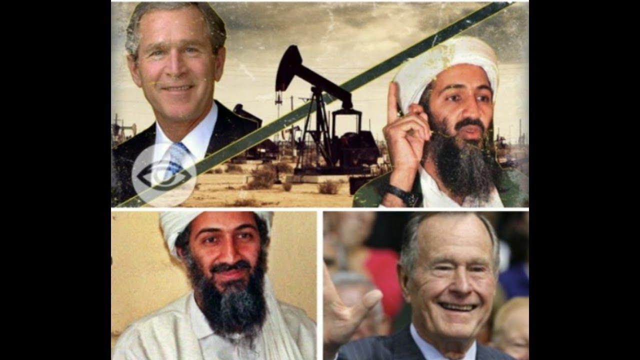 The Bush Family Bin Laden Connection - Bill Cooper