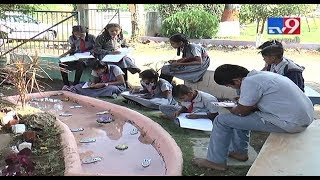 Surat: Unique teaching style in this govt school grips interest of students in learning- Tv9