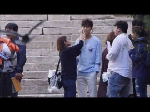 The Legend of the Blue Sea Update. Lee Min Ho and Jun Ji Hyun