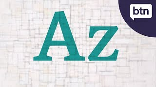 The History of the Alphabet - Behind the News