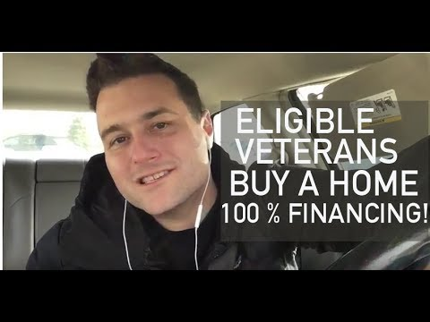 Eligible Veterans can Buy a Home with a 100% Financing VA Loan. Get your Certificate of Eligibility