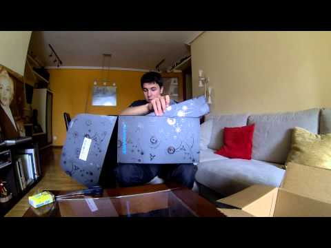 UNBOXING ALIENWARE