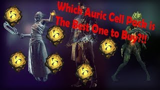 Auric Cells Comparative Pricing.