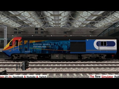 (TS2019 - x64 bit) Farewell East Midlands Trains 11 November 2007 - 17th August 2019 |
