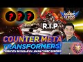CARA COUNTER META TRANSFORMERS! HOW TO COUNTER ZHASK CYBORG COMBO • Mobile Legends Magic Chess