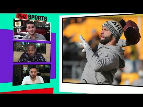 Blake Bortles Stops Alleged Truck Thief at Jaguars House Party | TMZ Sports