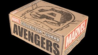 Box Busters: Marvel Collector Corps
