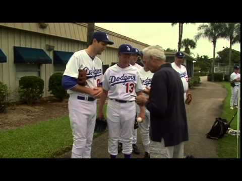 Sandy Koufax Visits Historic Dodgertown