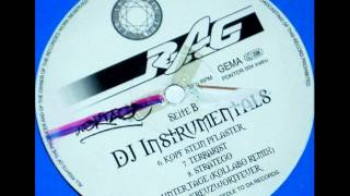 RAG - Unter Tage (dj instrumentals)