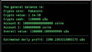 Fake coins by Fernando Arnaboldi, IOActive