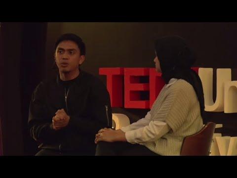 Start building a family | Ayudia Bing Slamet Ditto Percussion | TEDxUniversitasPrasetiyaMulyaJakarta