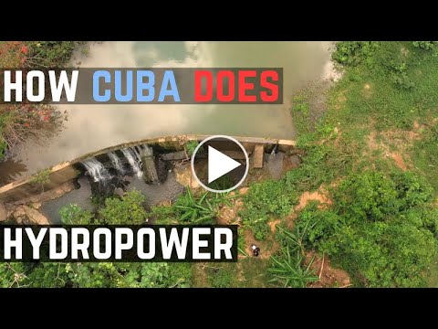 100 Years of Renewable Energy: Exploring Cuba's Microhydropower