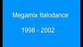 Megamix Italodance 1998 - 2002