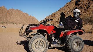 Мото Сафари по Пустыне в Египте 2021