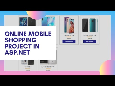 Online Mobile Shopping Website Project - ASP.Net With C#.Net And SQL ...