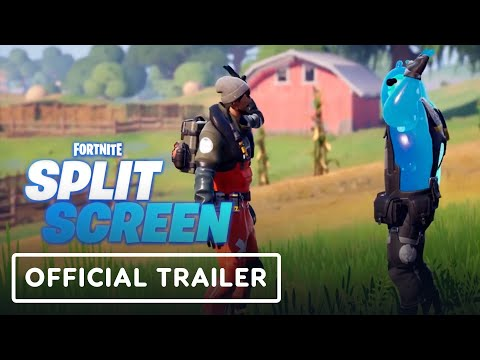 Fortnite - Official Split Screen Trailer