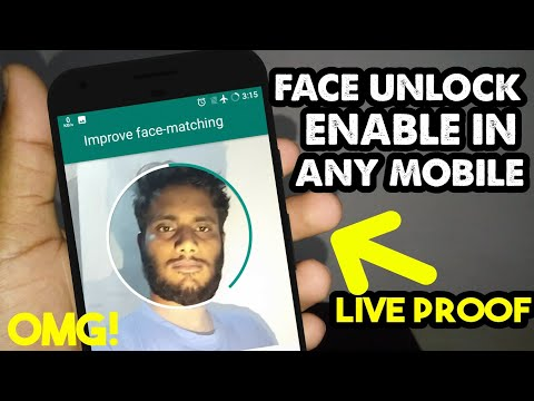 Download Youtube: Face Unlock🔥 Feature Enable In Your Any Android || Hidden Feature ✓Live Proof