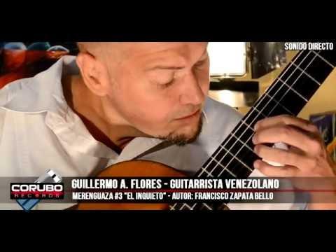 El Inquieto - Por Guillermo Antonio Flores