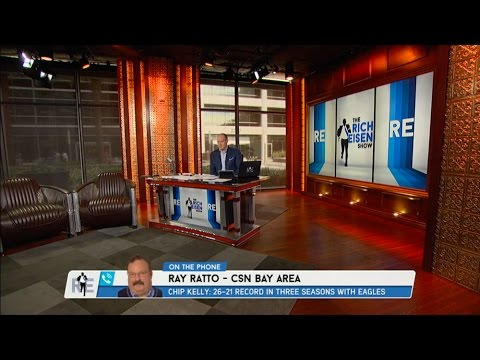 Ray Ratto of CSN Bay Area on San Francisco 49ers Hiring of Chip Kelly - 1/14/16