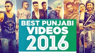 """ Best Punjabi s"" of 2016 T Series Top 10 Punjabi Songs Punjabi Jukebox"