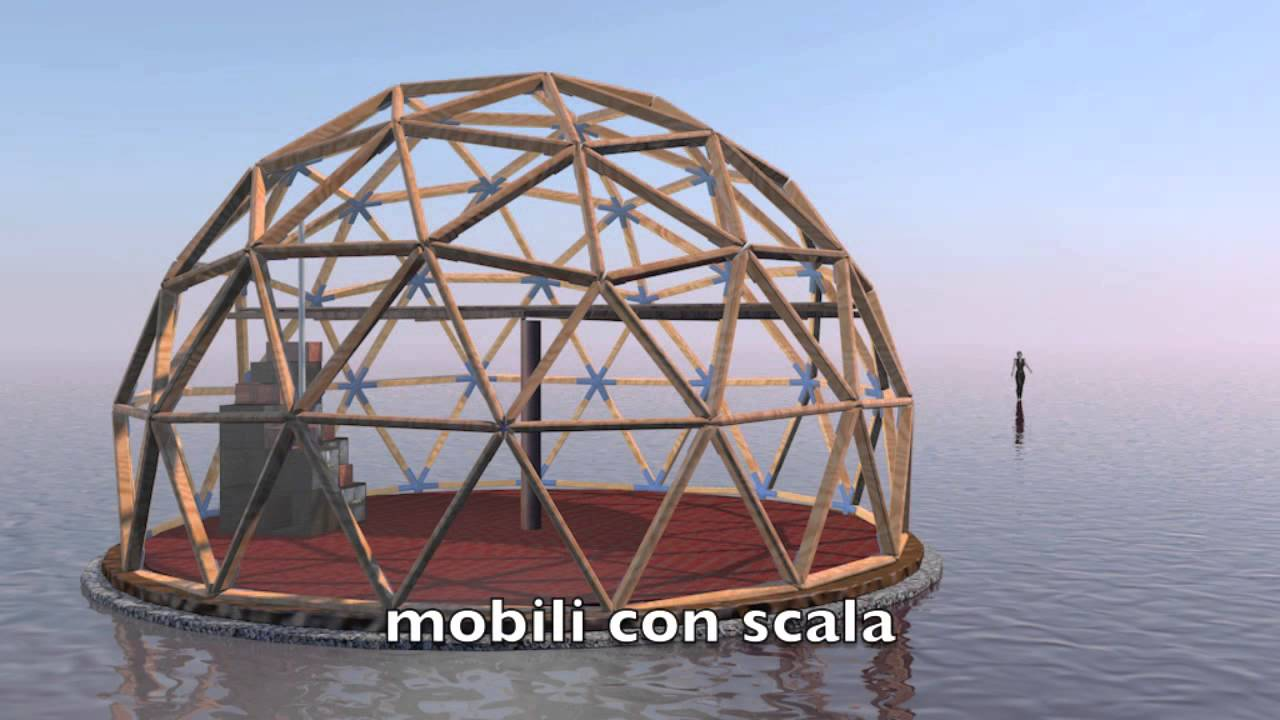 Amato cupola geodetica-frequenza 3 - YouTube EK22