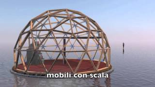 Cupola Geodetica-frequenza 3