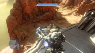 Halo 4 - Reclaimer Chap, Destroy Reactor & Covenant Ship, Jetpack, Mammoth HD Gameplay Xbox 360 thumbnail