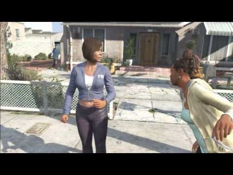 GTA V PART 5- PUNCHES FOR EVERYONE