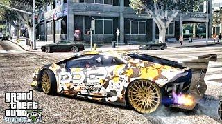 GTA 5 REAL LIFE MOD #619 - DDE TIRE SLAYER ON THESE STREETS!!! (GTA 5 REAL LIFE MODS)