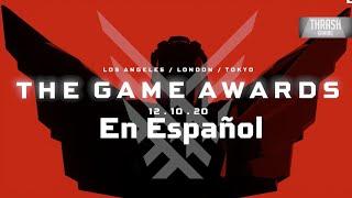 The Game Awards En Vivo En Español!