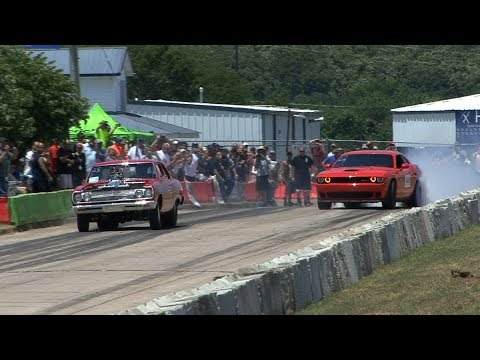 LEGAL STREET RACING -True Street - Hartshorne Street Drags