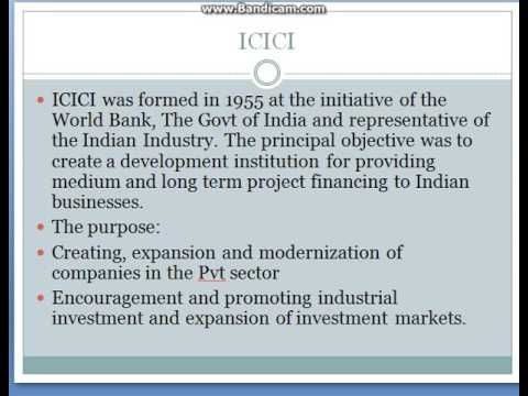 DEVELOPMENT BANK IN INDIA
