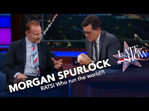 Morgan Spurlock Traveled The World To Study Rats